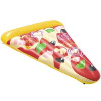 Bestway Plavajoča blazina Pizza Party 188x130 cm