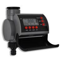 Vrtni elektronski avtomatični namakalni časovnik z digitalnim zaslonom