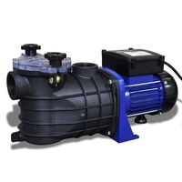 Električna Črpalka za Bazen 500W Modra