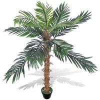 Umetno Drevo Kokosova Palma z Loncem 140 cm