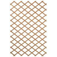 Nature Oporna mreža za rastline 50x150 cm lesena naravna