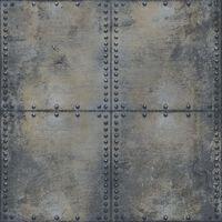 Urban Friends & Coffee Tapeta betonske kocke siva in črna