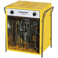 Master Električni Ventilatorski Grelnik Zraka B22EPB 2400 m³/h