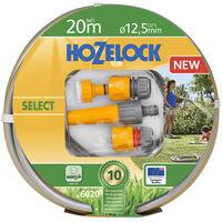 Hozelock Cev za zalivanje Select 20 m z začetnim kompletom