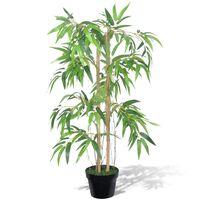 "Umetna Rastlina Bambus ""Twiggy"" v Loncu 90 cm"
