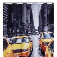 RIDDER Zavesa za tuš New York 180x200 cm