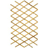 Nature Oporna mreža za rastline 70x180 cm bambus 6040721