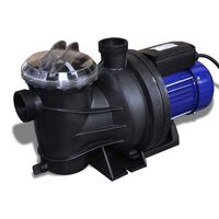 Električna Črpalka za Bazen 800W Modra