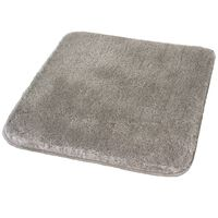 Kleine Wolke Kopalniška preproga Relax 55x65 cm siva