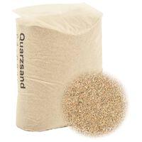 vidaXL Filtrirni pesek 25 kg 0,4 - 0,8 mm
