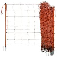 Neutral Električna mreža za ovce OviNet 90 cm oranžna