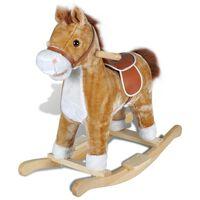 vidaXL Gugalna žival konj
