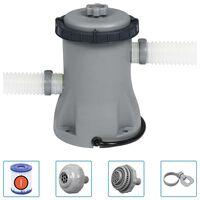 Bestway Flowclear filtrirna črpalka za bazen 330 gal