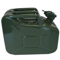 ProPlus Kovinska Posoda 10L Zelene Barve