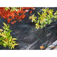 Nature Talna obloga proti plevelu 1x50 m črna