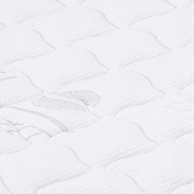 vidaXL Nadvzmetnica 140x200 cm pena z gelom 7 cm