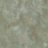 DUTCH WALLCOVERINGS Tapeta betonsko zelena TP1010