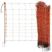 Neutral Električna mreža za ovce OviNet 108 cm oranžna