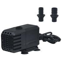 vidaXL Potopna vodna črpalka za akvarij 1300 L/h
