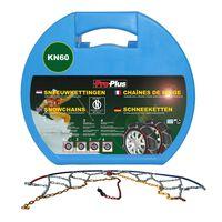 ProPlus Snežne verige za avtomobilske pnevmatike 12 mm KN60 2 kosa