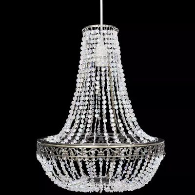 Kristalni lestenec 36,5 x 46 cm