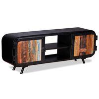 vidaXL TV omarica iz predelanega lesa 120x30x45 cm