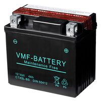 VMF Powersport Liquifix akumulator 12 V 4 Ah MF YTX5L-BS