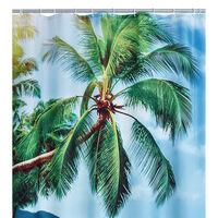 RIDDER Zavesa za tuš Palm Beach 180x200 cm