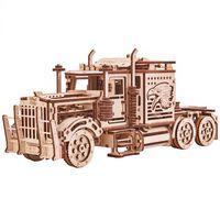 Wood Trick Lesena maketa velikega tovornjaka komplet