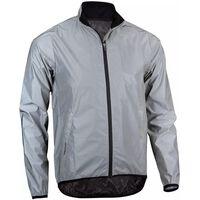 Avento Odsevna tekaška jakna moška XL 74RC-ZIL-XL
