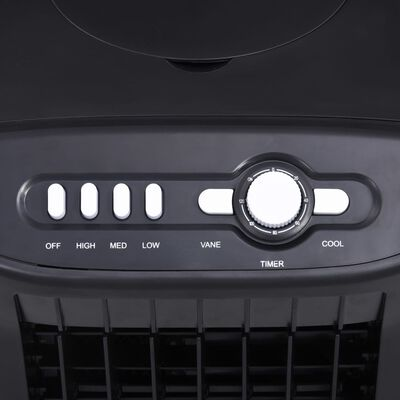 vidaXL Premični hladilec zraka, vlažilec in čistilec 3 v 1 65 W