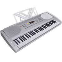Električni Sintesajzer / Klavir s Stojalom za Note
