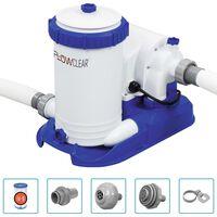 Bestway Flowclear filtrirna črpalka za bazen 9463 L/h