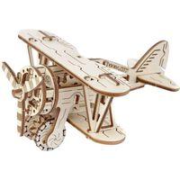 WOODEN CITY Lesena maketa dvokrilnega letala