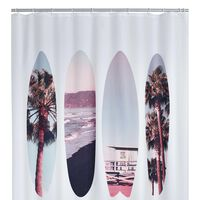 RIDDER Zavesa za tuš California 180x200 cm