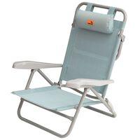 Easy Camp Stol za na plažo Breaker moder 50x65x77 cm