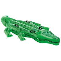 Intex Napihljiva blazina aligator 203x114 cm