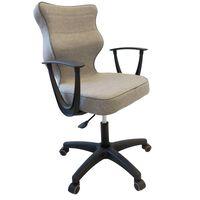 Good Chair Ergonomski pisarniški stol NORM siv BA-B-6-B-C-FC03-B