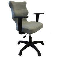 Entelo Ergonomski pisarniški stol UNI mint BA-C-6-B-C-DC20-B