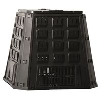 Nature Kompostnik Črne Barve 400 L 6071480