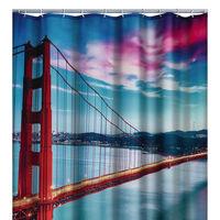 RIDDER Zavesa za tuš San Francisco 180x200 cm
