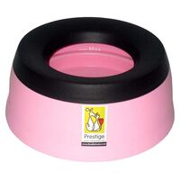 Road Refresher Non-Spill Pet Water Bowl Small Pink