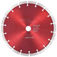 vidaXL Diamantni rezalni disk iz jekla 230 mm