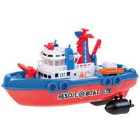 Happy People Reševalni čoln na daljinca