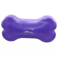 FitPAWS Pasja podloga za ravnotežje K9FIT bone PVC vijolična FPKBONE