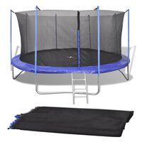 Zaščitna mreža za 3,96 m okrogel trampolin