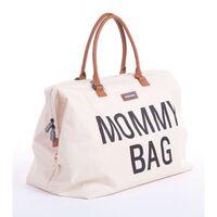 CHILDWHEELS Previjalna torba Mommy umazano bela CWMBBWH