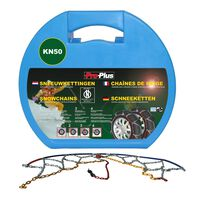 ProPlus Snežne verige za avtomobilske pnevmatike 12 mm KN50 2 kosa