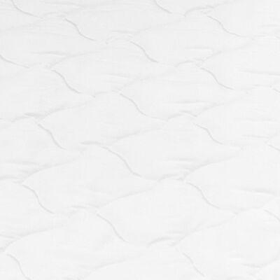 vidaXL Nadvzmetnica 120x200 cm hladna pena jajčast profil 6 cm
