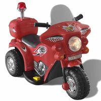 Otroško Motorno Kolo na Baterijo (Rdeče Barve)
